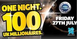 100 Olmpic millionaires