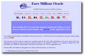 euro millions oracle