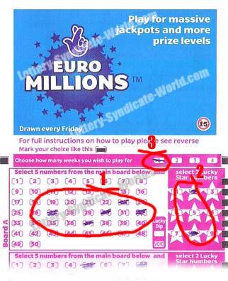 euro lottery login