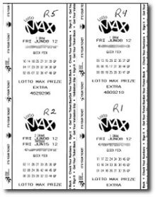 lotto max group play tickets