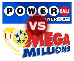 Powerball versus Mega Millions