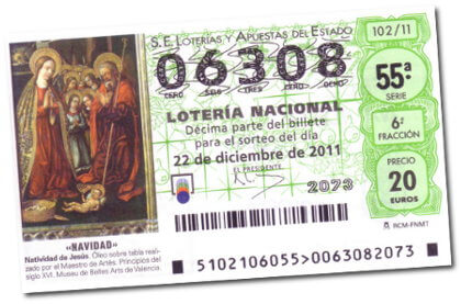 example ticket